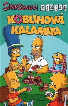 Obálka titulu Simpsonovi: Koblihová kalamita