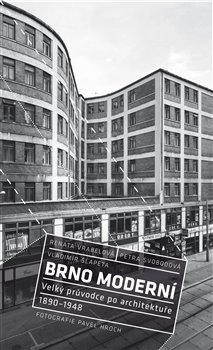 Obálka titulu Brno moderní