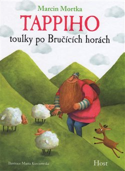 Obálka titulu Tappiho toulky po Bručících horách