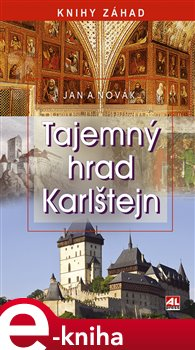 Obálka titulu Tajemný hrad Karlštejn