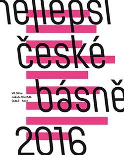 Obálka titulu Nejlepší české básně 2016