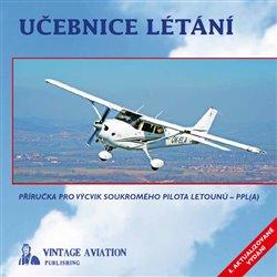 Obálka titulu Učebnice létání