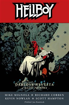 Obálka titulu Hellboy 11: Ďáblova nevěsta a další příběhy