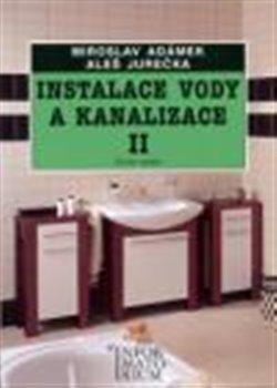 Obálka titulu Instalace vody a kanalizace II