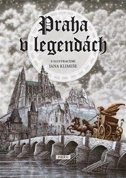 Obálka titulu Praha v legendách