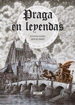 Obálka titulu Praga en legendas