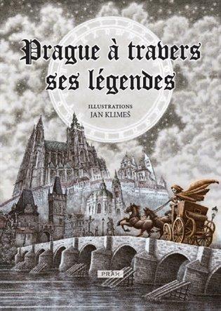 Prague a travers ses legendes