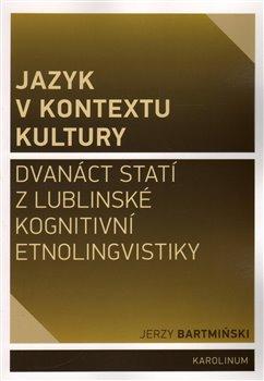 Obálka titulu Jazyk v kontextu kultury