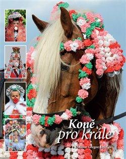 Obálka titulu Koně pro krále