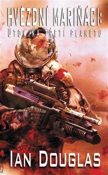 Obálka titulu Hvězdní mariňáci: Útok na třetí planetu