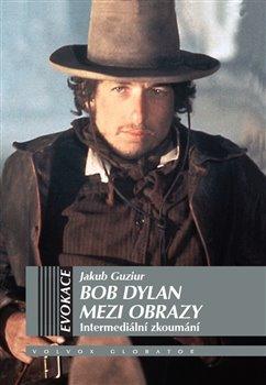 Obálka titulu Bob Dylan mezi obrazy