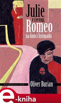 Obálka titulu Julie v červnu, Romeo na konci listopadu