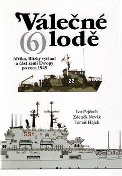 Obálka titulu Válečné lodě 6