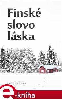Obálka titulu Finské slovo láska