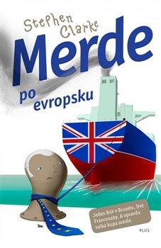 Obálka titulu Merde po evropsku