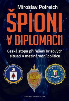 Obálka titulu Špióni v diplomacii