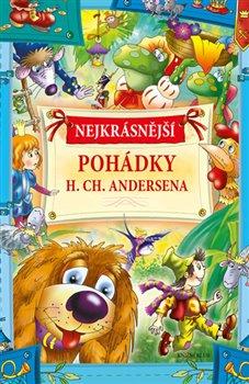 Obálka titulu Nejkrásnější pohádky H. Ch. Andersena
