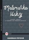 Obálka knihy Matematika lásky