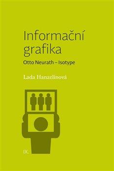 Obálka titulu Informační grafika