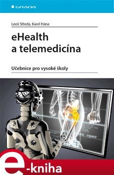 Obálka titulu eHealth a telemedicína