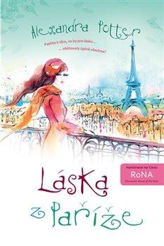 Obálka titulu Láska z Paříže