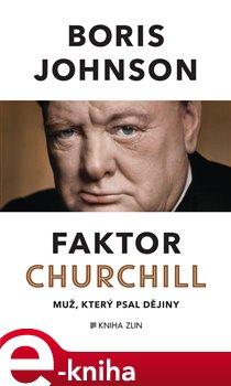 Obálka titulu Faktor Churchill