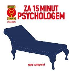 Obálka titulu Za 15 minut psychologem