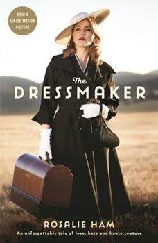 Obálka titulu The Dressmaker