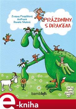 Obálka titulu Prázdniny s drakem