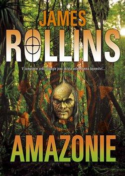 Obálka titulu Amazonie