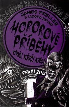 Obálka titulu Hororové příběhy 2