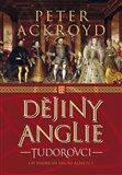 Dějiny Anglie - Tudorovci - obálka