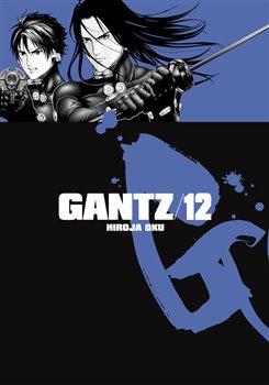 Obálka titulu Gantz 12