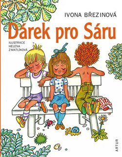 Obálka titulu Dárek pro Sáru