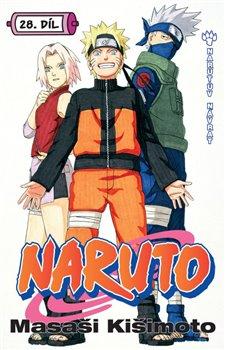 Obálka titulu Naruto 28: Narutův návrat