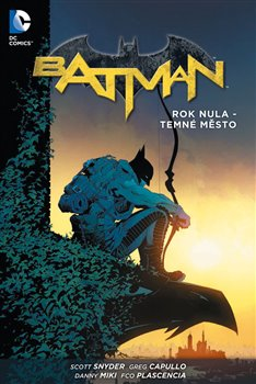 Obálka titulu Batman: Rok nula - Temné město