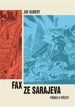 Obálka titulu Fax ze Sarajeva
