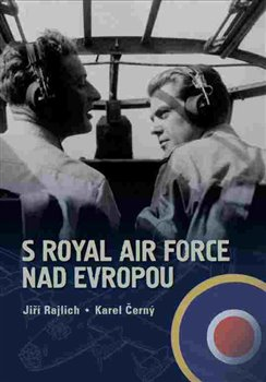 Obálka titulu S Royal Air Force nad Evropou