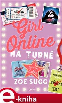 Obálka titulu Girl Online na turné