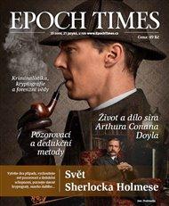 Epoch Times. Svět Sherlocka Holmese