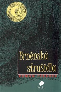 Obálka titulu Brněnská strašidla