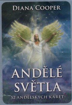 Andělé světla. 52 andělských karet - Diana Cooper