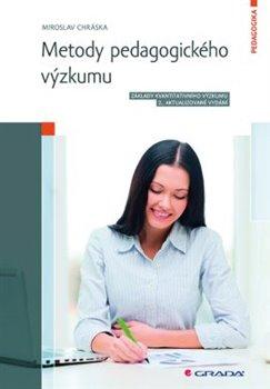 Obálka titulu Metody pedagogického výzkumu