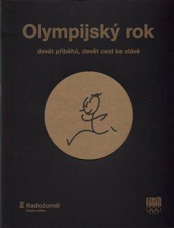 Obálka titulu Olympijský rok