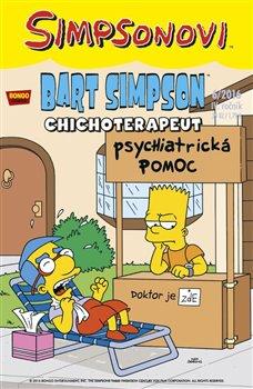 Obálka titulu Bart Simpson 6/2016: Chichoterapeut