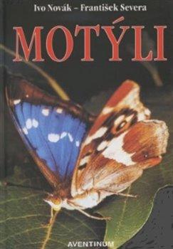 Obálka titulu Motýli