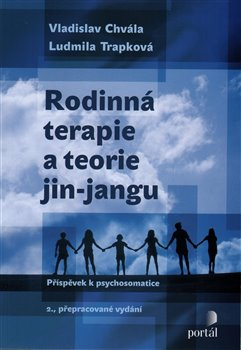 Obálka titulu Rodinná terapie a teorie jin-jangu