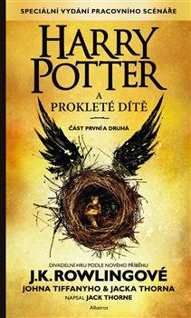 Obálka titulu Harry Potter a prokleté dítě