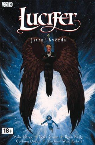 Lucifer 10: Jitřní hvězda - Mike Carey   Booksquad.ink