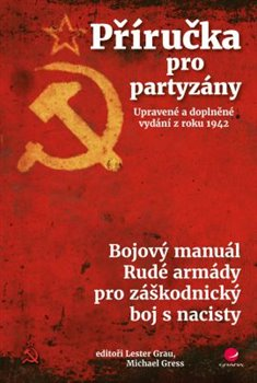Obálka titulu Příručka pro partyzány. Upravené a doplněné vydání z roku 1942